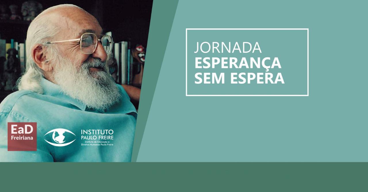 A Jornada 'Esperança sem Espera' continua...