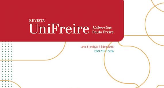 IPF lança terceira edição da Revista UniFreire