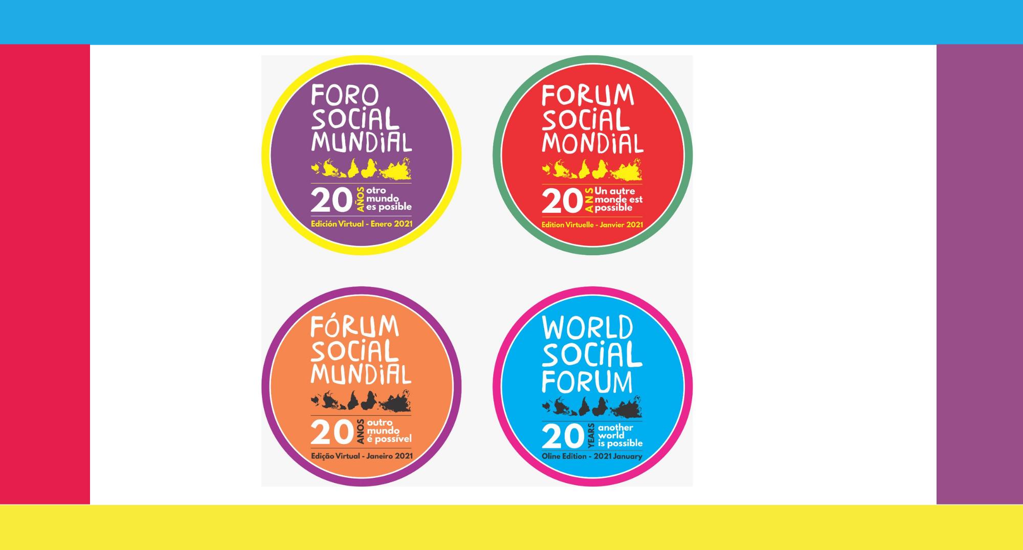 Vamos construir junt@s o próximo Fórum Social Mundial
