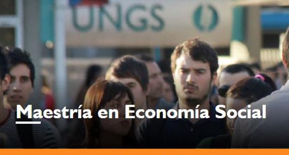 Inscrições abertas para Mestrado em Economia Social