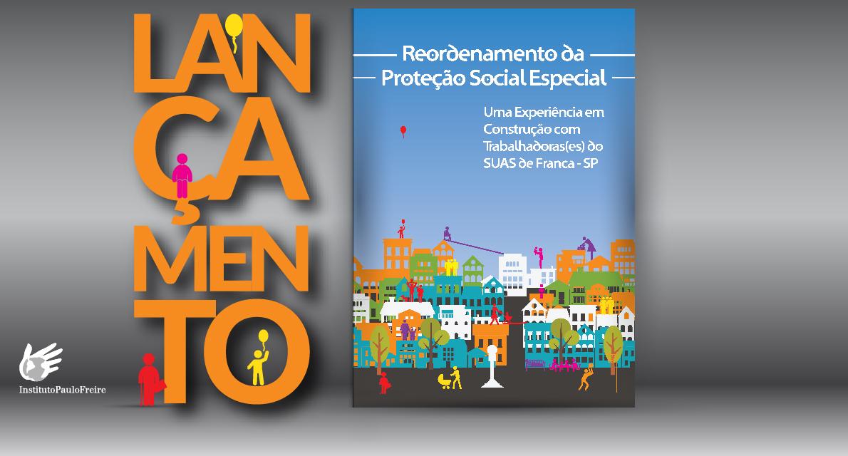 IPF e Prefeitura de Franca lançam livro sobre Proteção Social Especial