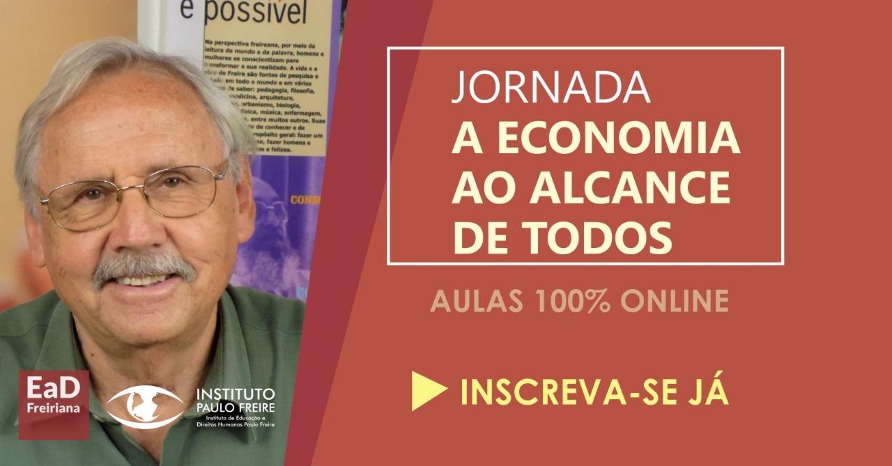 """Inscrições abertas para a Jornada """"A Economia ao Alcance de Todos"""""""
