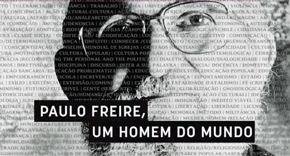 Sesc TV lança trajetória de Paulo Freire em série