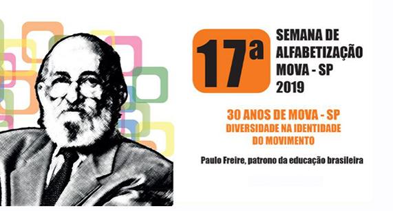 Movimento de Alfabetização de Jovens e Adultos (MOVA-SP) completa 30 anos