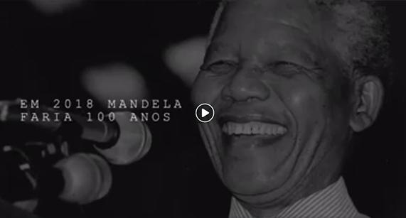 100 anos de Nelson Mandela