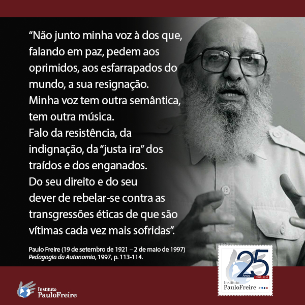 the implication of paulo freires banking Paulo freire, a leader in literacy studies as well as a believer of progressive teaching, is against the education system he classifies as the banking concept of education.