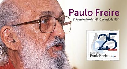 2 de maio de 2016: relembramos a memória e a presença de Paulo Freire