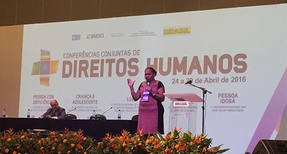 12ª Conferência Nacional dos Direitos Humanos tem início em Brasília