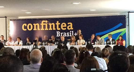 Instituto Paulo Freire participa da Confintea Brasil +6 em Brasília
