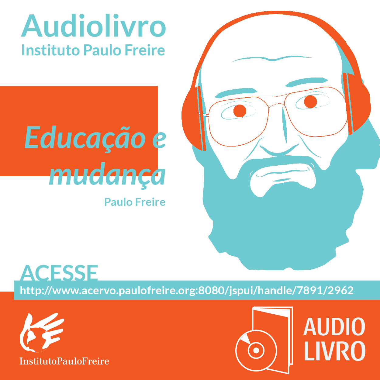 Educacao Mudanca AUDIOLIVRO face
