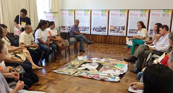 Os 12 anos do MOVA-Brasil nos 15 anos do FSM