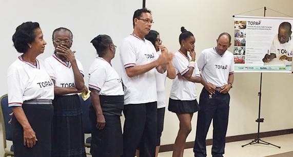 IPF participa de Seminário do Programa Todos pela Alfabetização da Bahia