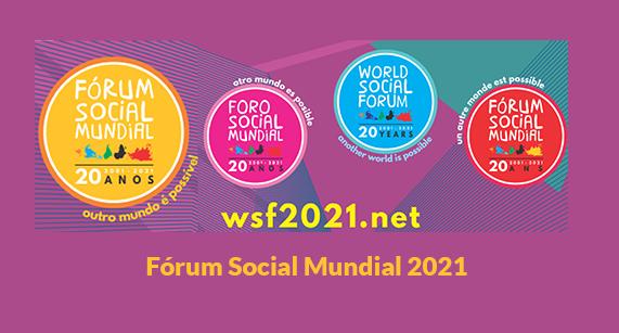 Fórum Social Mundial comemora 20 anos e começa no próximo dia 23