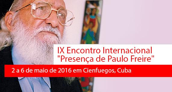 IX Encontro Internacional